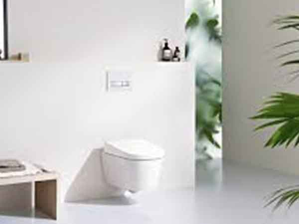 Space-saving bathroom installation systems