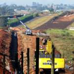 eThekwini WS Western Aqueduct Project 1 During