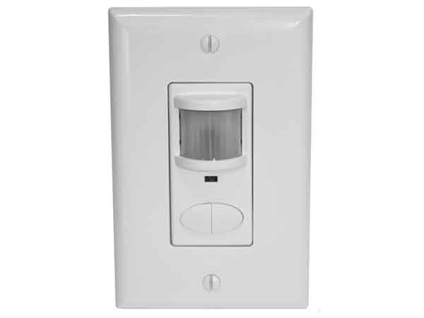 Occupancy sensors save electricity