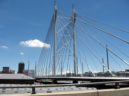Admixtures supplied by Chryso SA were used in the self-compacting concrete for the construction of the Nelson Mandela Bridge in Johannesburg.