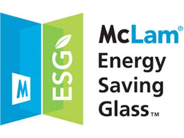 Energy-saving glass is also money-saving