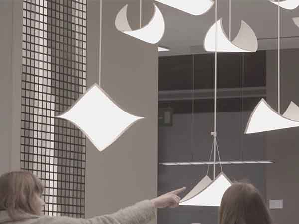 OLED lighting now available