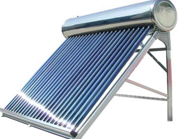Increased rebates for solar water heaters