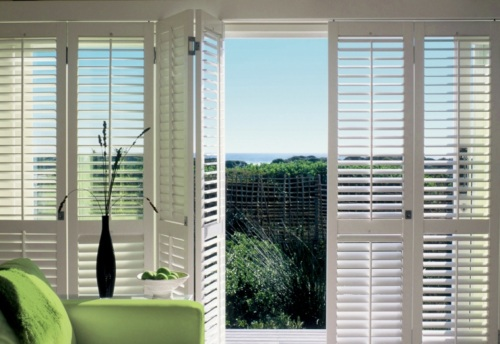 Eco friendly wood shutters specifile for Eco friendly doors