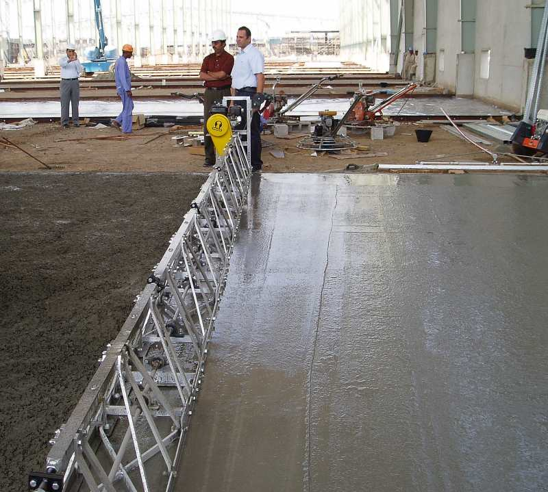 Thorough Grounding Essential When It Comes To Concrete
