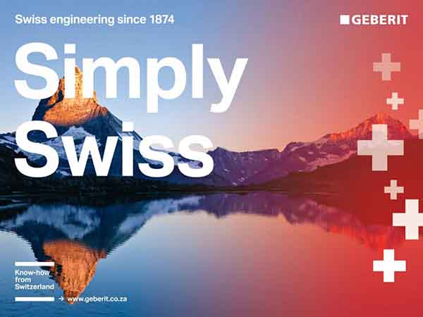 Geberit Enter the Simply Swiss competition