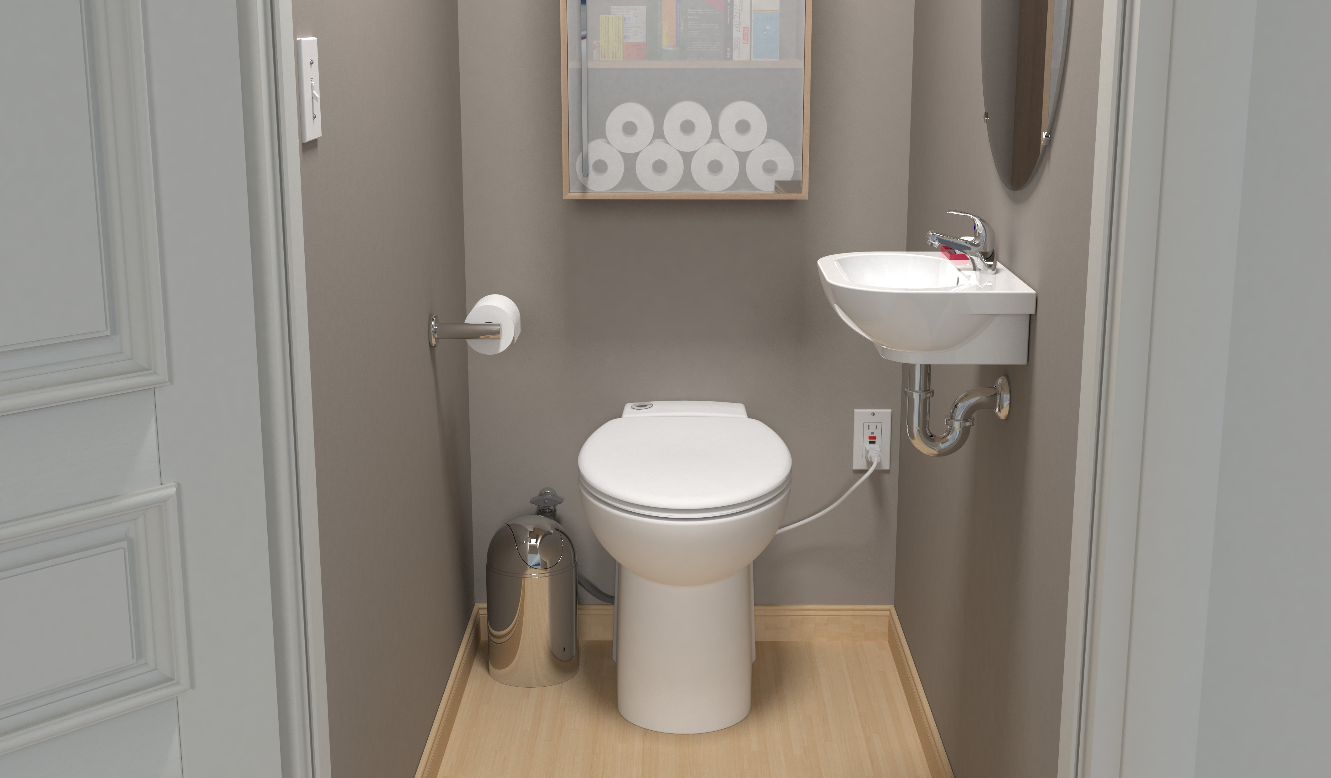 Install A Bathroom Anywhere Specifile