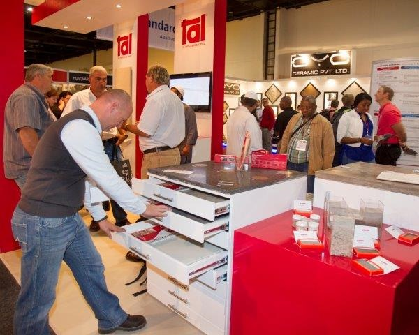 TAL flooring solutions shine at Totally Concrete Expo