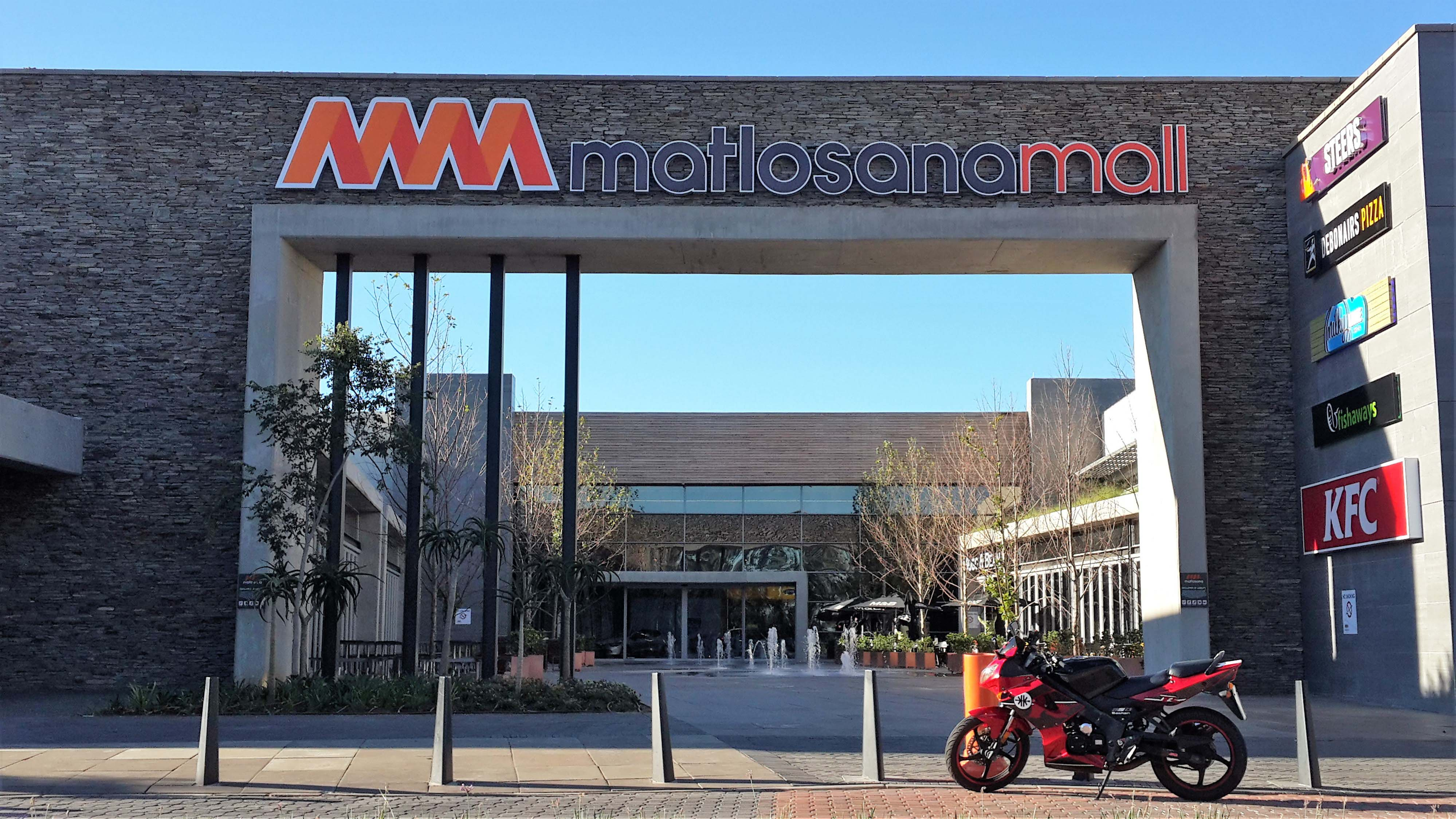SE Controls keeps shoppers safe at the new Matlosana Mall in South Africa