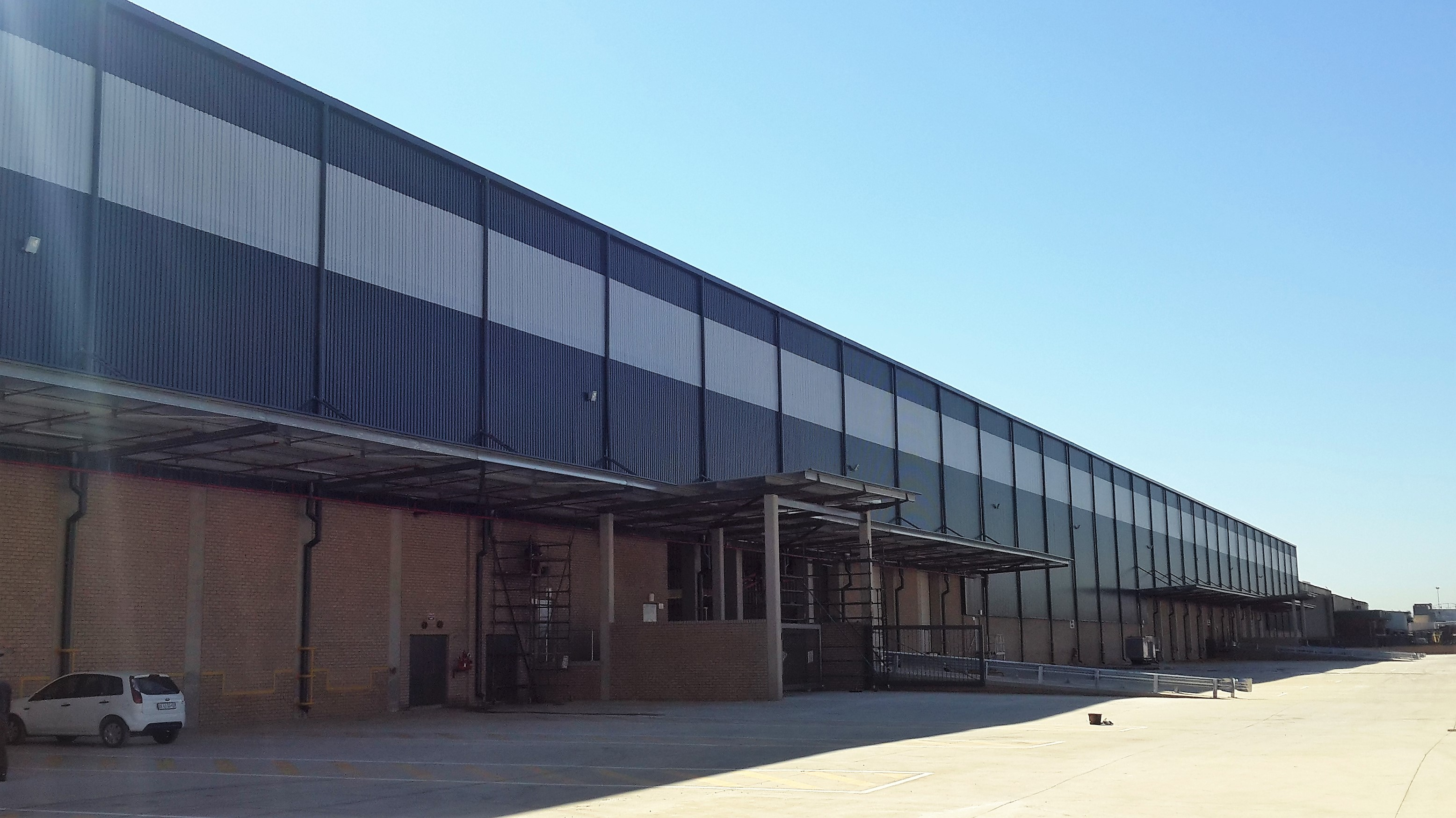 SE Controls helps protect new industrial development