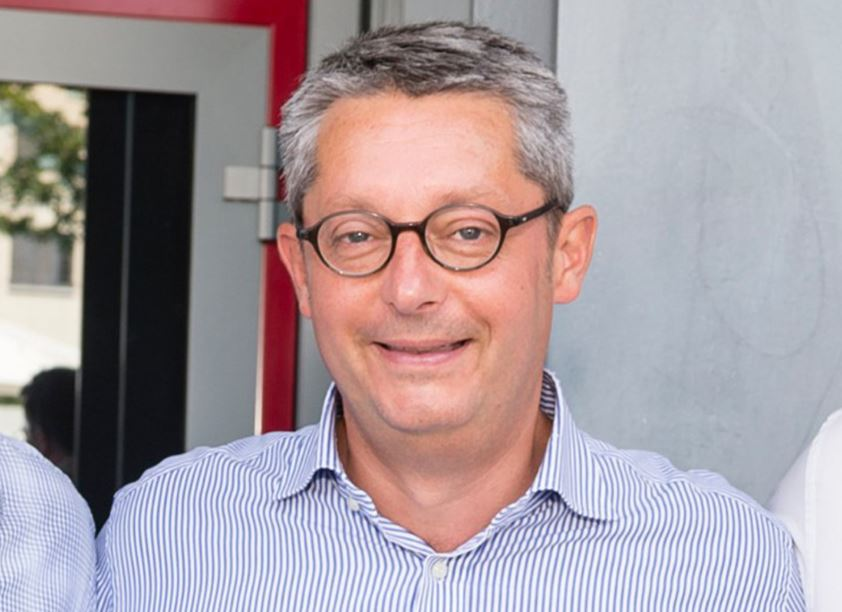 Sika's Africa Area Manager, Jean de Martres