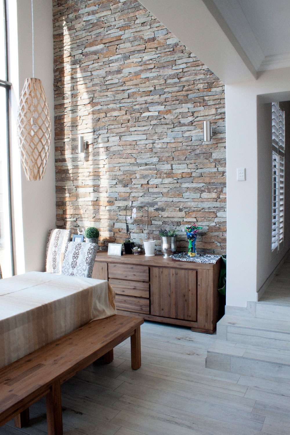 Union Tiles offers a wide range of natural stone claddings