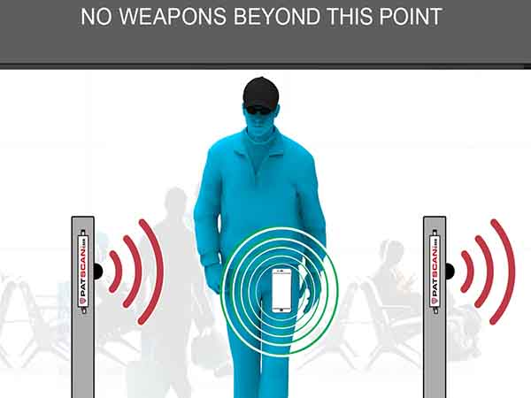 Mutual Safe and Security Group to become latest reseller of concealed weapons detection system