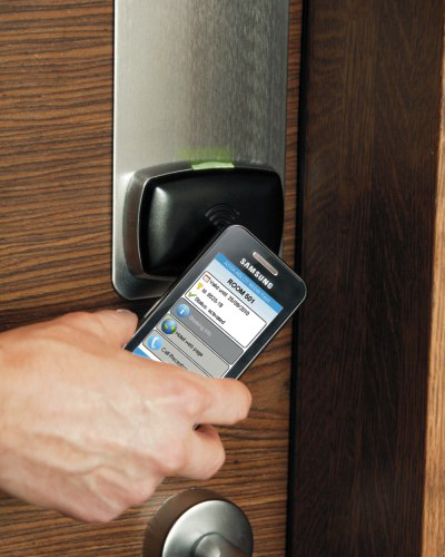 ASSA ABLOY launches ecosystem for replacing keys with mobile phones