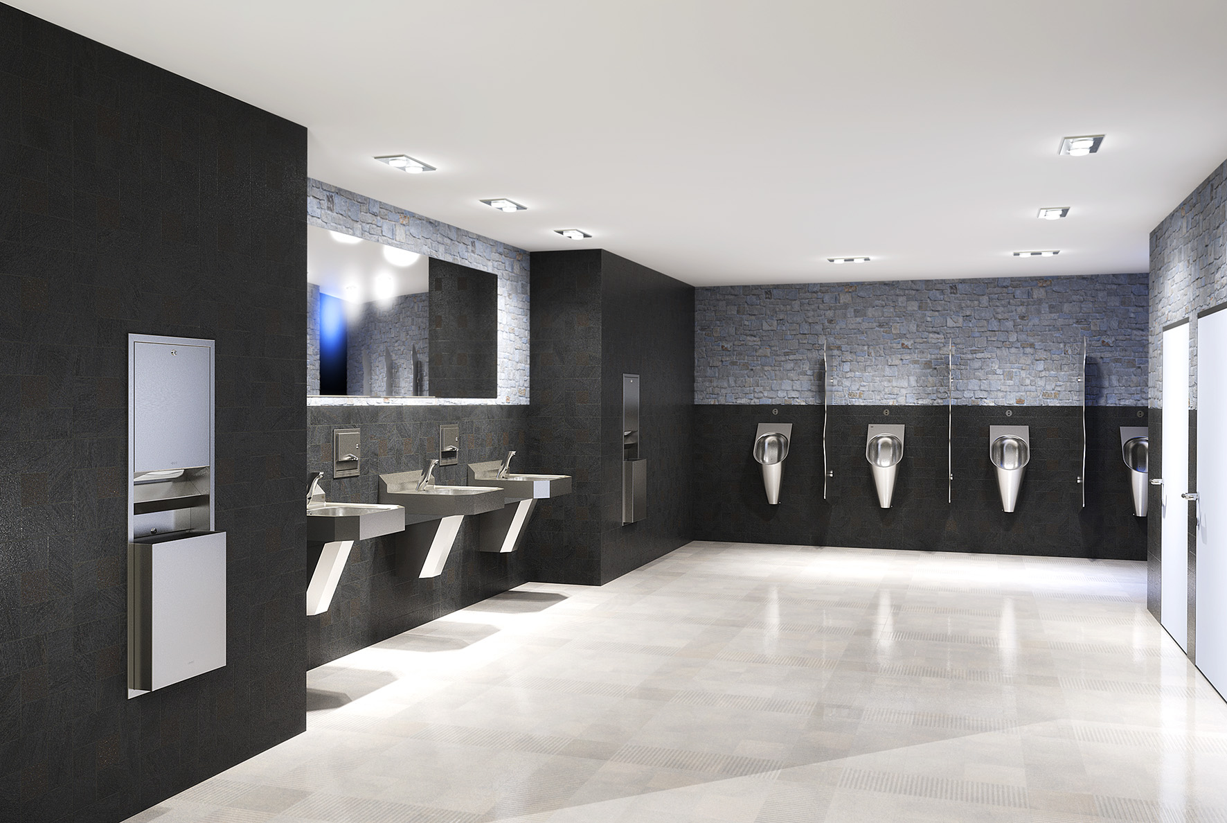 Franke Products For Public Washrooms