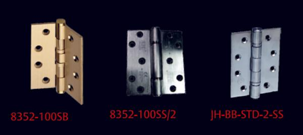 Do you know how robust a door hinge must be?