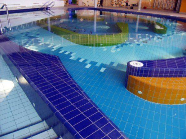 Interbau Swimming Pool Tiles From Tile Africa Contracts