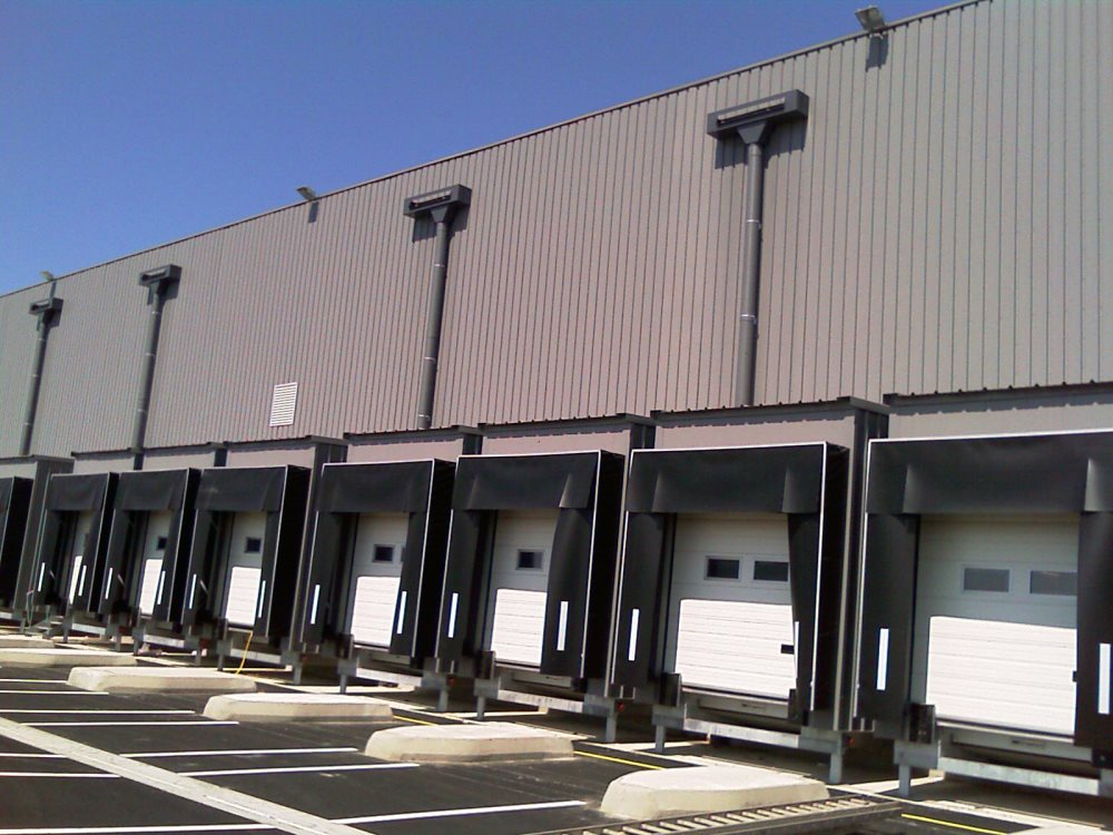 Door and docking solutions contribute to energy saving