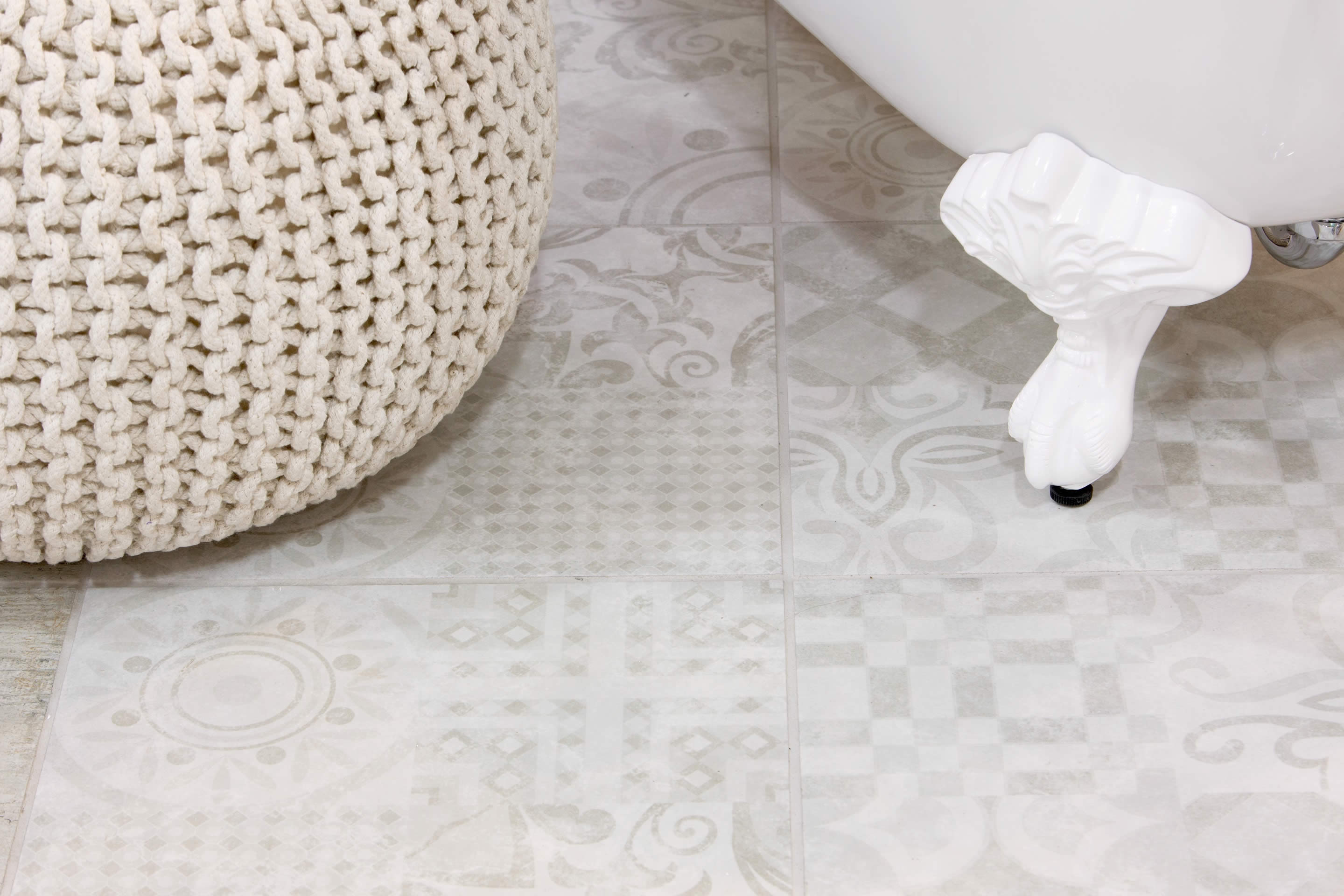 Johnson Tiles forecasts bold patterns for floor and wall tiles