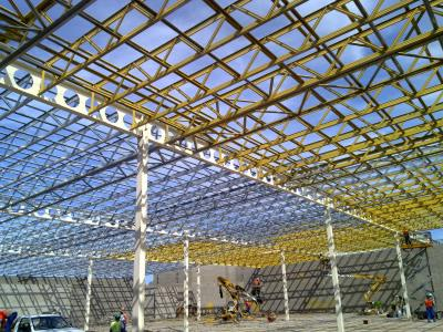 Lightweight steel roofing system an ideal fit for new Uitenhage development