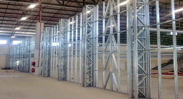 Tried And Tested In The US, Europe And Australia, Light Gauge Steel Wall  Framing ... Great Ideas