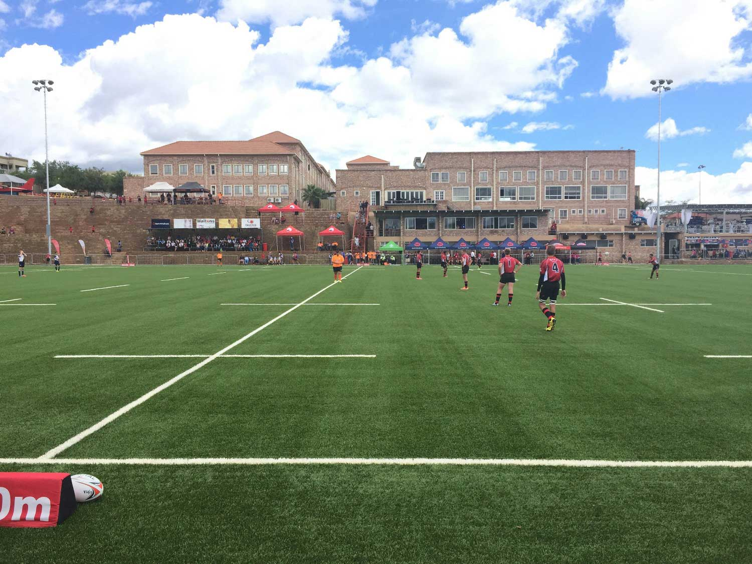 Rhino-Turf a winner for rugby in Namibia