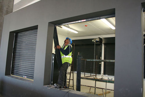 Roll Up Serranda Provides Roller Shutters To Suit Any
