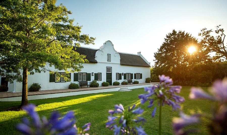 Smoke and natural ventilation solution for leading Western Cape wine producer