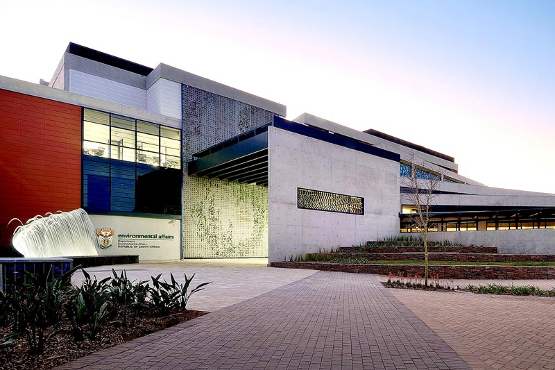 SE Controls combines fire safety, natural ventilation and energy efficiency at 6 Star Green rated building