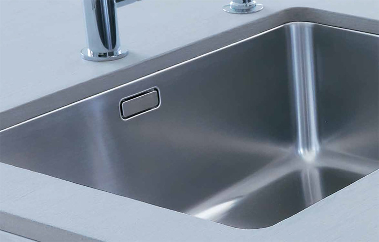 Franke S New Kubus Range Of Undermount Sinks