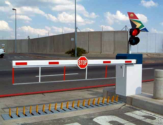 High security barriers you can trust