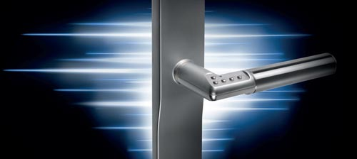 A smart handle on access control