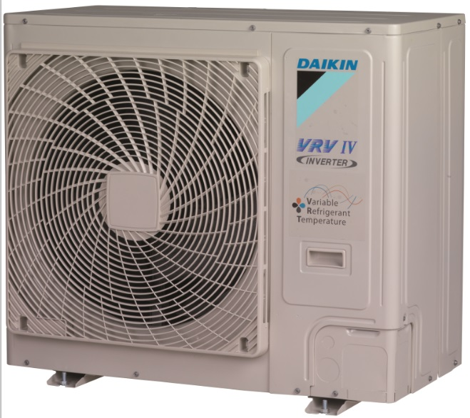 Daikin launches low profile mini VRV solution