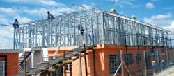 Light-steel frame structures on the increase