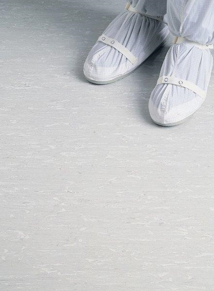 Static Dissipative Flooring : Polyflor esd flooring installed in ifix stores