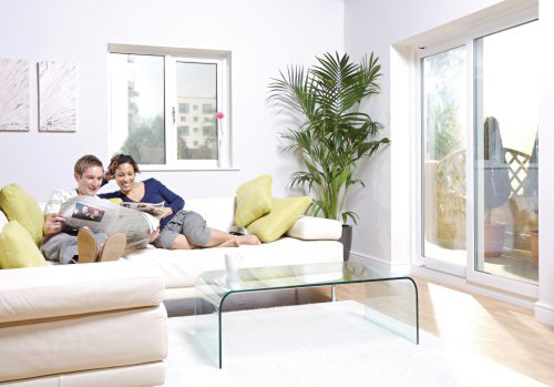Save energy and money with REHAU thermally efficient windows