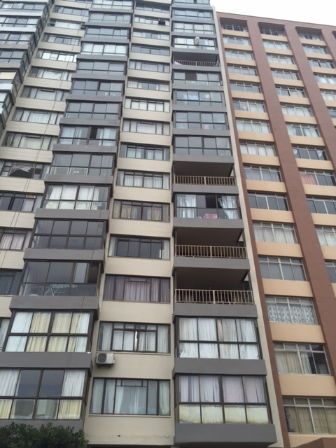 Sika cures ailing Durban apartment block