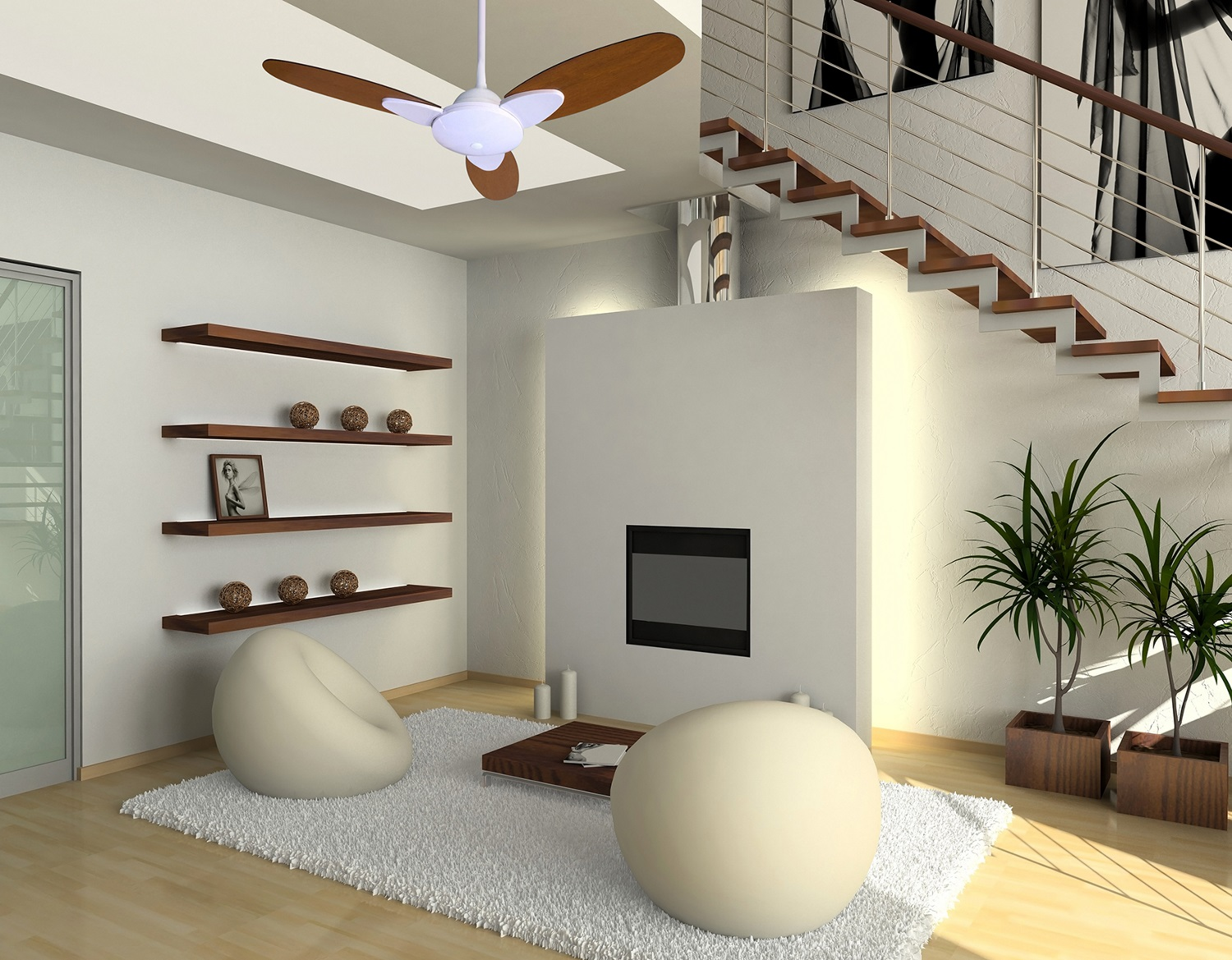 Ceiling fans - glossary of terms from Solent