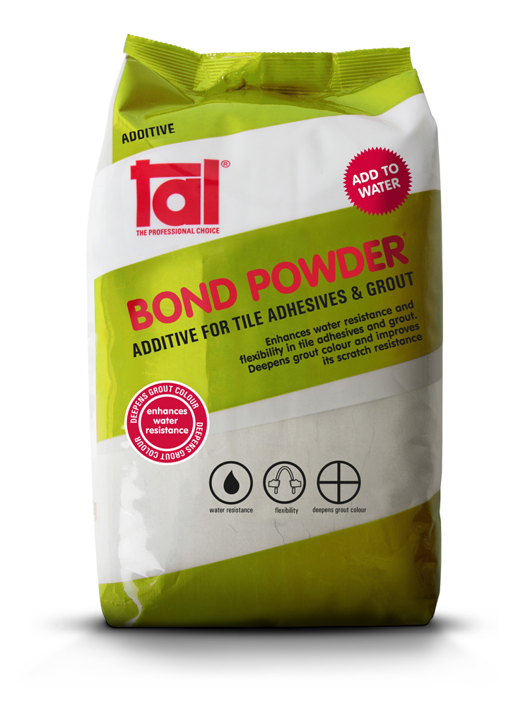 TAL Bond additive is now available in compact powder form