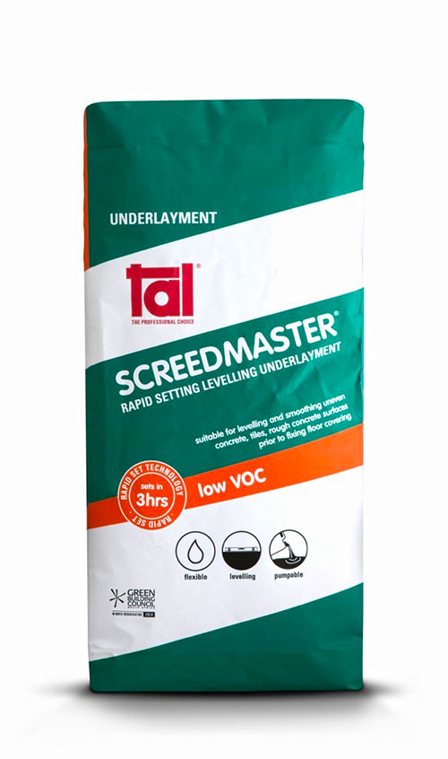 Underlayments and Screeds