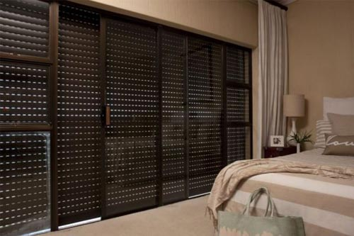 A world of difference between steel and aluminium shutters for the home