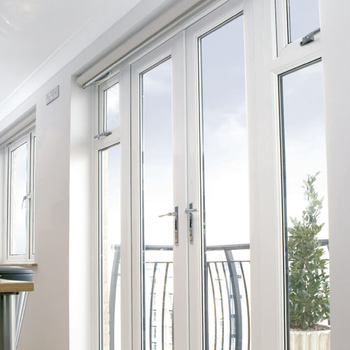Reducing energy losses with Rehau uPVC windows and doors