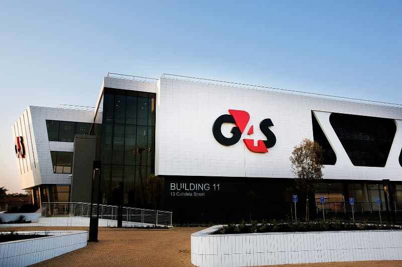 TAL supplies adhesives and grout to Building 11 in Centurion