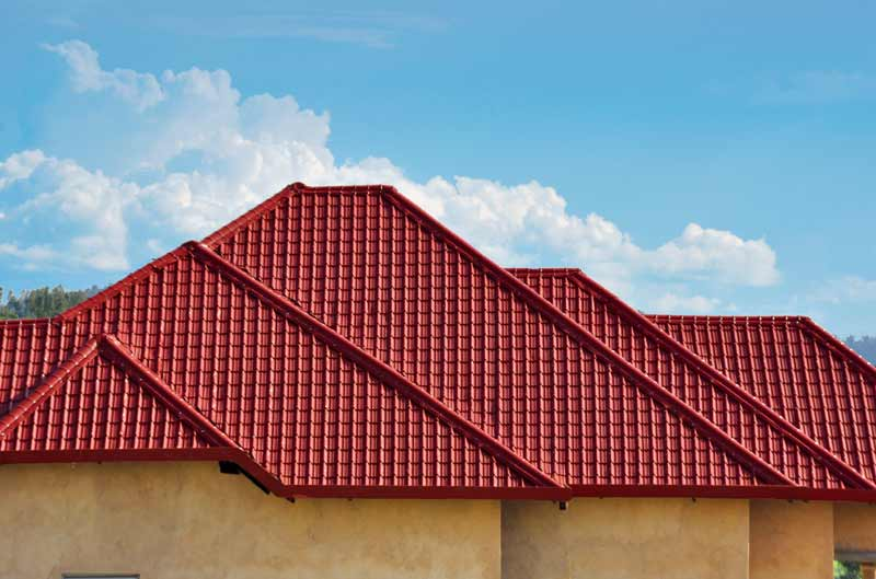 Versatile Roofing Profile By Safintra