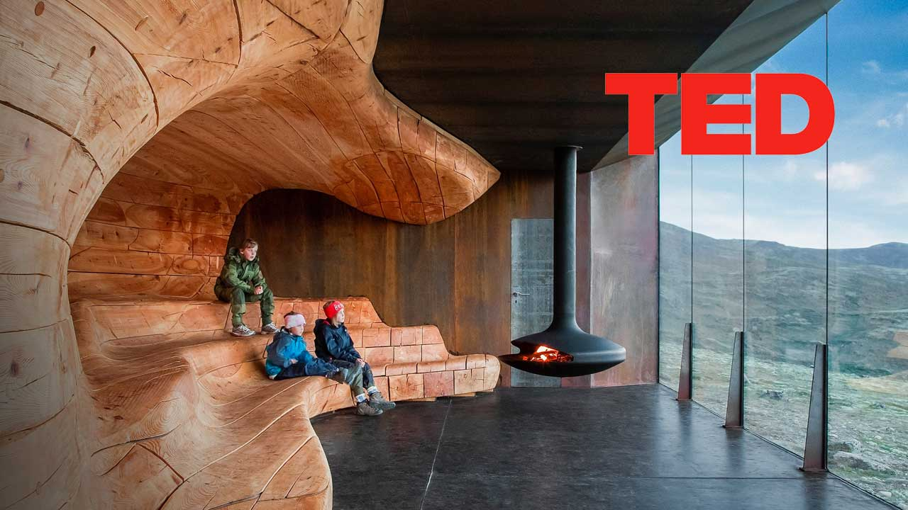 TED Talk: Why the buildings of the future will be shaped by ... you | Marc Kushner