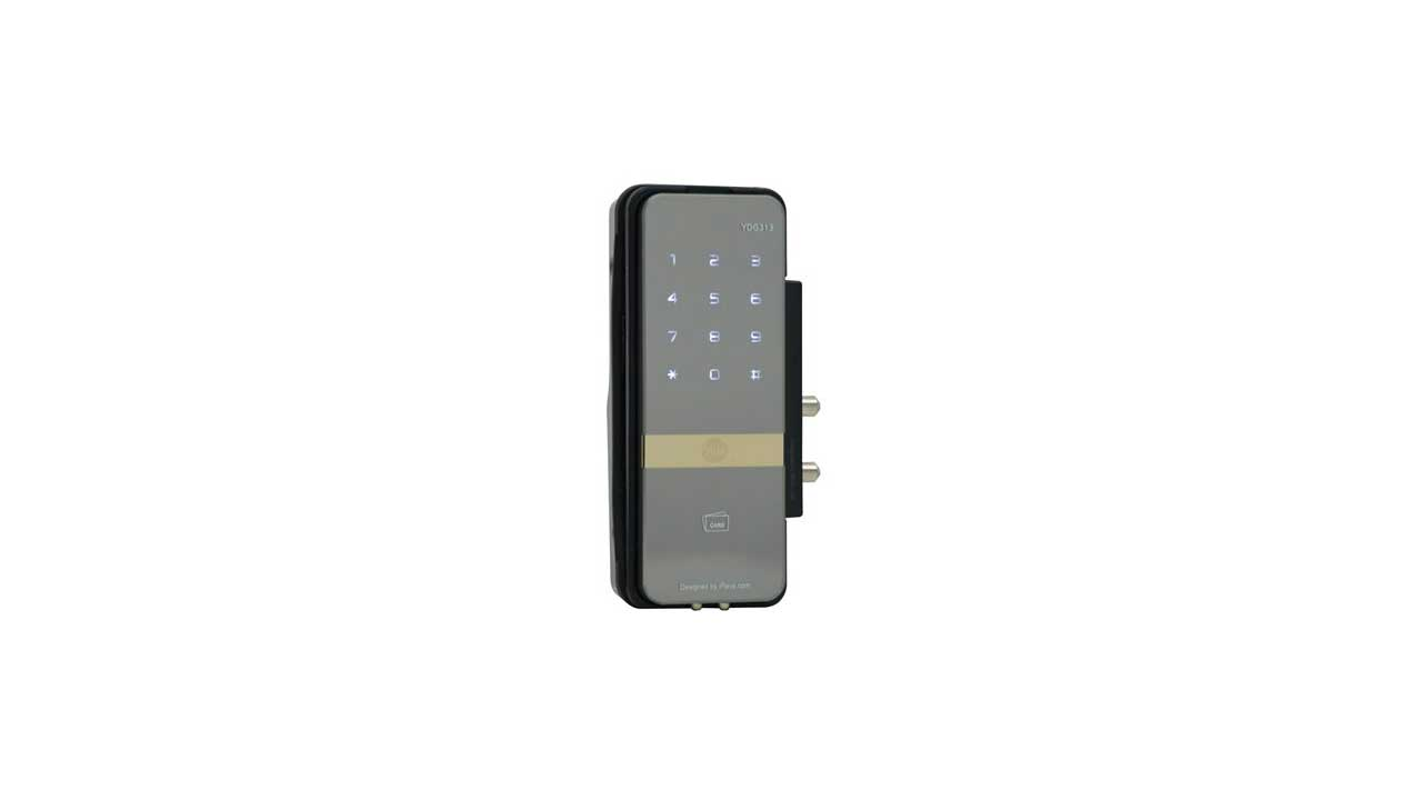 Yale YDG 313 Digital Lock
