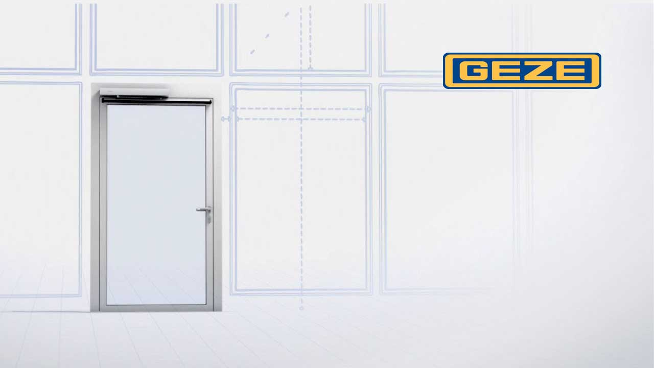 Creative Freedom - with the new GEZE Powerturn