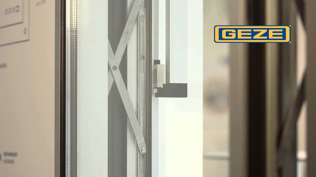 GEZE at the BAU 2015 - Trade fair video