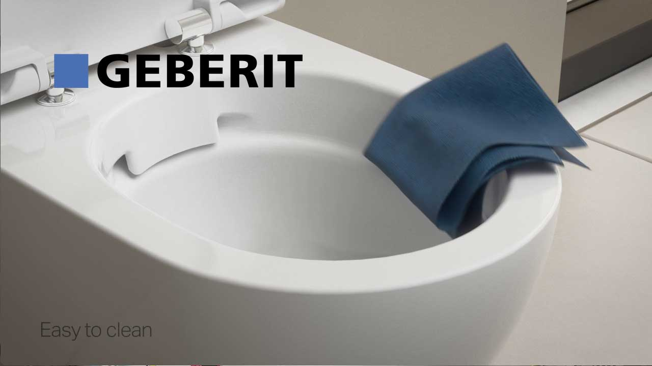 Geberit Rimfree WC