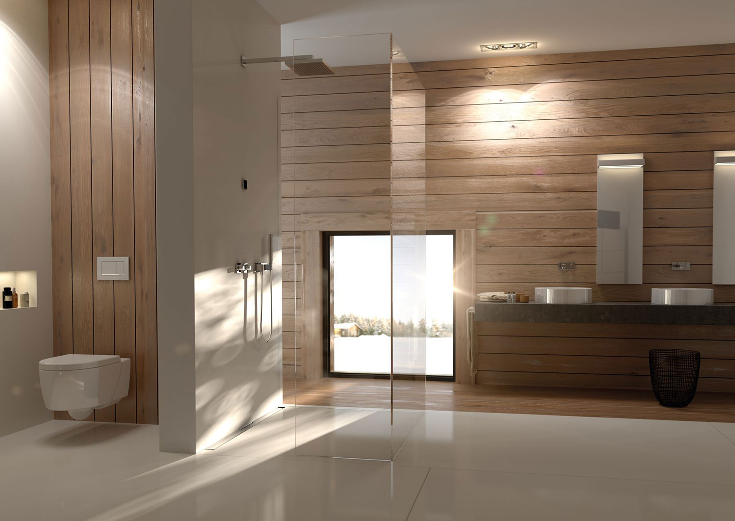 CLEANLINE 20 SHOWER CHANNEL